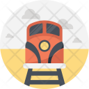 Railway Train Icon