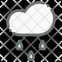 Rain Drizzle Raining Icon