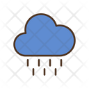 Rain Cloud Rainy Icon