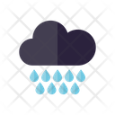 Rain Rainy Season Rainy Weather Icon