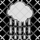 Rain Rainy Raining Icon