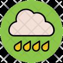 Rain Raining Weather Icon