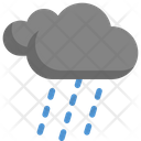 Rain Weather Forecast Icon