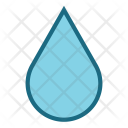 Rain Drop Water Icon