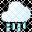 Spring Rain Rainy Icon