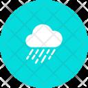 Rain Rainfall Overcast Icon