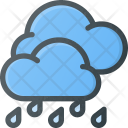 Rain Storm Weather Icon