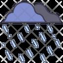 Weather Rain Rainy Icon