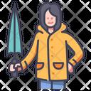 Rain Rainy Weather Icon