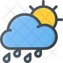 Rain Day Forcast Icon