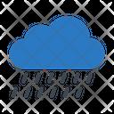 Rain Weather Climate Icon
