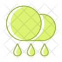 Cloud Rain Season Icon
