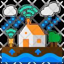Rain Rainy Forecast Icon