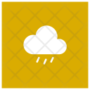Rain Cloud Weather Icon