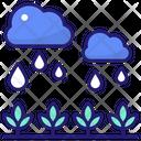 Rain Raining Monsoon Icon