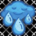 Rain Water Weather Icon