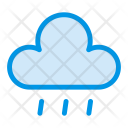 Cloud Rain Weather Icon