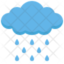 Rain Raining Cloud Icon