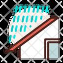 Rain Raining Rainy Icon