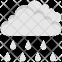 Rain Clouds Rainy Icon