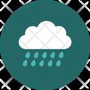 Cloud Rain Sky Icon