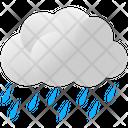Clouds Rain Weather Icon