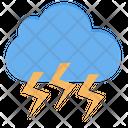 Rain Sky Energy Icon