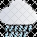 Spring Season Rain Icon
