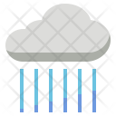 Downpour Rain Cloud Icon