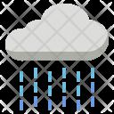 Rain Cloud Wet Icon