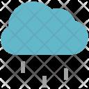Weather Cloud Rain Icon