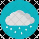Rain Cloud Weather Icon