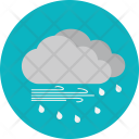 Rain Storm Tempest Icon