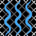 Rain Weather Ocean Icon