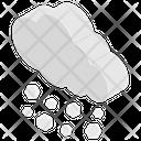 Rain Rainstorm Rainfall Icon