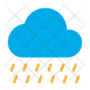 Rainy Cloud Clouds Icon