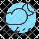 Rain Rainfall Cloud Icon