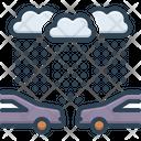 Rain Accident Rain Accident Icon