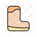 Rain Boot Weather Autumn Icon