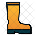 Rain Boots Boots Garden Icon