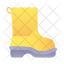 Rain Boots Long Boot Boots Icon