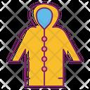 Rain Coat Icon