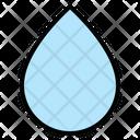 Rain Drop Icon