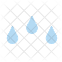 Cloudy Drop Forecast Icon
