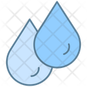 Droplets Water Water Drops Icon