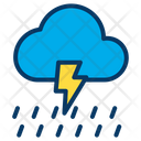 Rain Rainy Flash Icon
