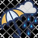 Umbrella Security Insurance Icon