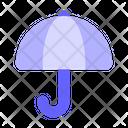 Rain Protection Protection Umbrella Icon