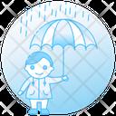 Umbrella Parasol Insurance Icon