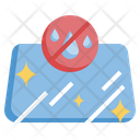 Rain Repellent Car Wash Transportation Icon